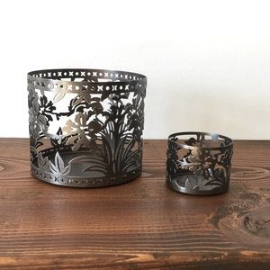 Bath & Body Works - 2 Candle Holders